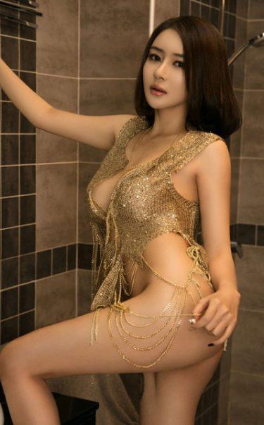 Luxury Asian Escort Model