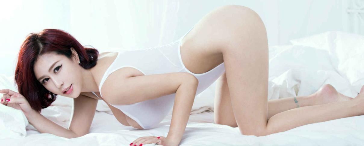 sexy asian escort model